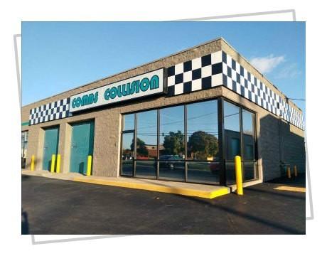 Our auto body shop that serves columbus and dublin ohio